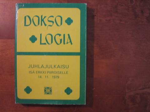 Doksologia, juhlajulkaisu isä Erkki Piiroiselle