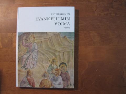 Evankeliumin voima, T.P. Virkkunen