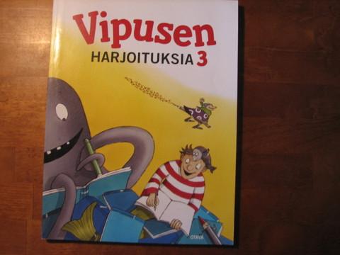 Vipusen harjoituksia 3, Mari Heikkinen, Sinikka Herajärvi, Minna Konttinen, Taina Lindfors