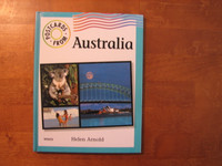 Postcards from Australia, Helen Arnold
