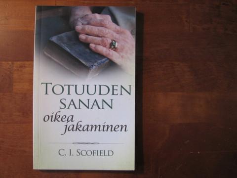 Totuuden sanan oikea jakaminen, C.I. Scofield