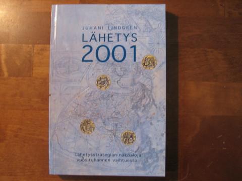 Lähetys 2001, Juhani Lindgren