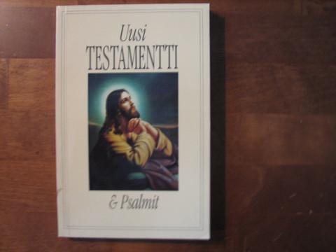 Uusi Testamentti & Psalmit, 1992 , d4