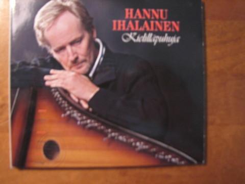 Kielilläpuhuja, Hannu Ihalainen