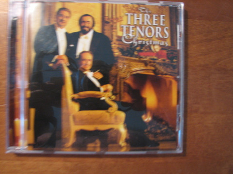 Christmas, The three tenors