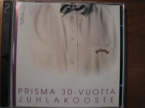 Prisma 30-vuotta juhlakooste, tupla-cd