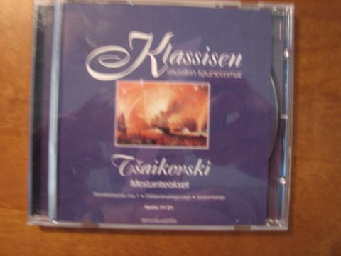 Klassisen musiikin kauneimmat, Tsaikovskin mestariteokset