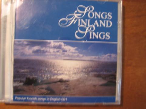Songs Finland sings