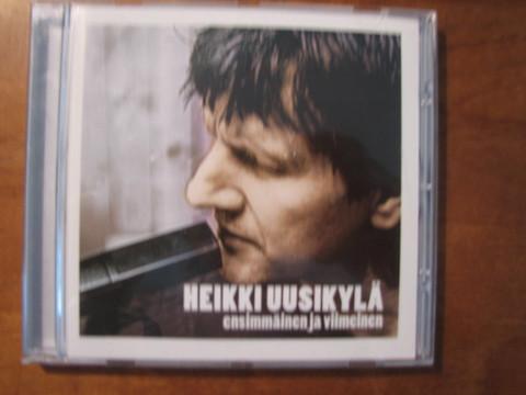 Ensimmäinen ja viimeinen, Heikki Uusikylä, d2