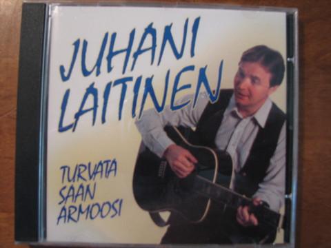 Turvata saan armoosi, Juhani Laitinen