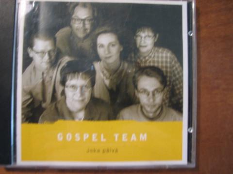 Joka päivä, Gospel team