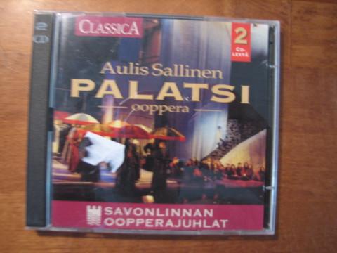 Palatsi-ooppera, Aulis Sallinen, Savonlinnan oopperajuhlat