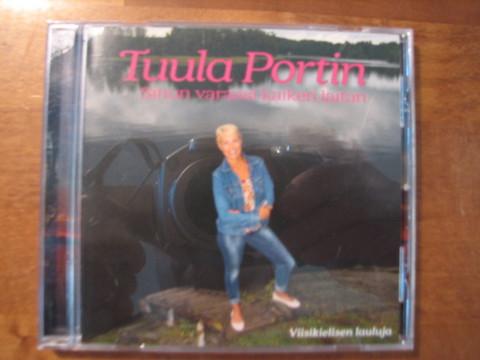 Sinun varaasi kaiken laitan, viisikielisen lauluja, Tuula Portin