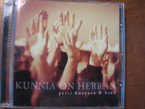 Kunnia on Herran, Petri Kosonen & band