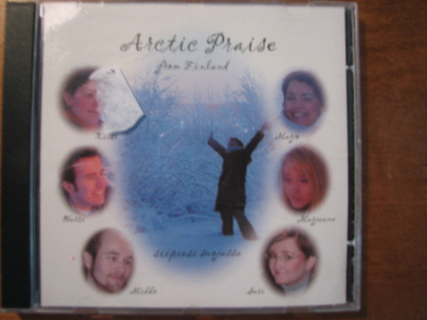 Siipiesi suojassa, Arctic Praise from Finland