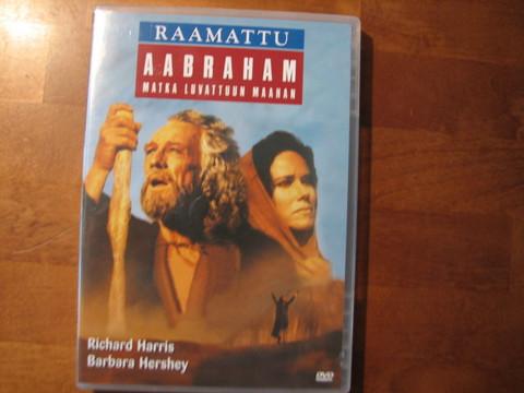 Aabraham, matka luvattuun maahan