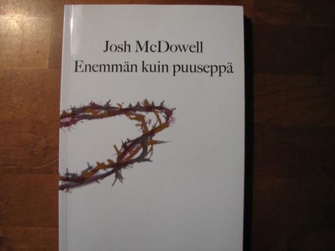 Enemmän kuin puuseppä, Josh McDowell