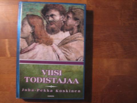 Viisi todistajaa, Juha-Pekka Koskinen, d2