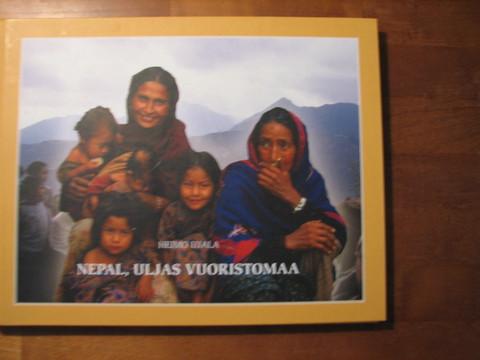 Nepal, uljas vuoristomaa, Heimo Ulaja