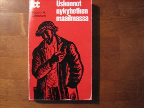 Uskonnot nykyhetken maailmassa, Seppo A. Teinonen