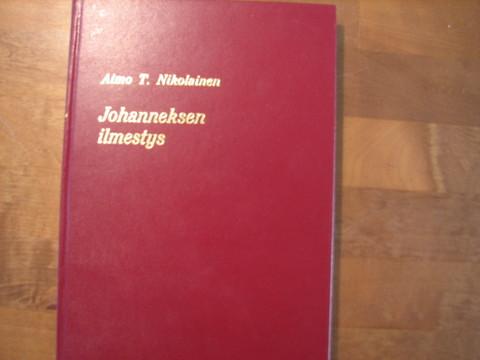 Johanneksen ilmestys, Aimo T. Nikolainen