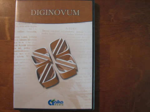 DigiNovum, cd-rom