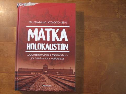 Matka holokaustiin, juutalaisvihan historiaa, Susanna Kokkonen