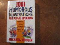 1001 Humorous Illustrations for Public Speaking, Michael Hodgin