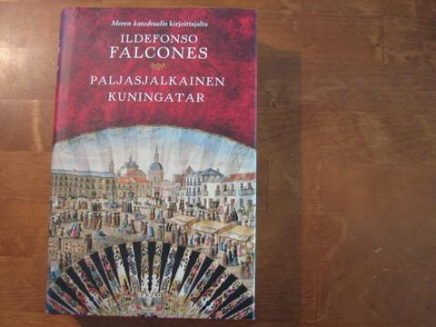 Paljasjalkainen kuningatar, Ildefonso Falcones
