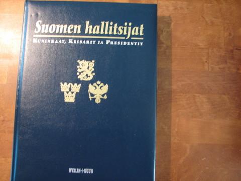 Suomen hallitsijat, kuninkaat, keisarit ja presidentit, Päiviö Tommila (päätoim.)