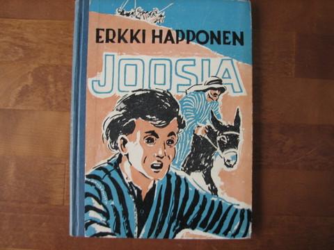 Joosia, Erkki Happonen
