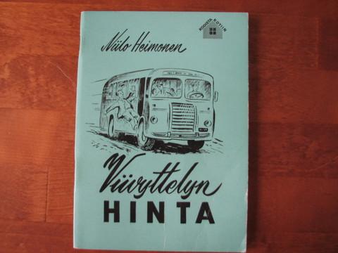 Viivyttelyn hinta, Niilo Heimonen