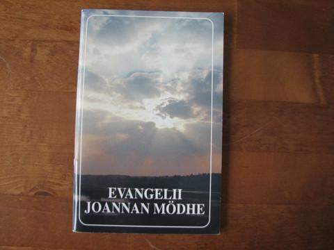 Evangelii Joannan möhde