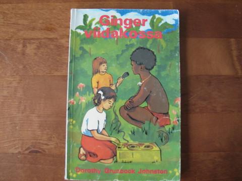 Ginger viidakossa, Dorothy Grunbock Johnston