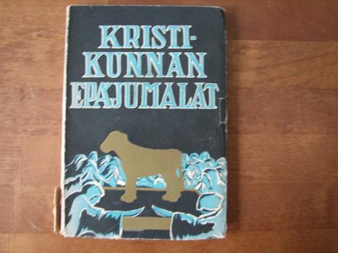 Kristikunnan epäjumalat, Kalle Korhonen