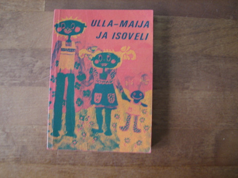 Ulla-Maija ja isoveli, Tyyne Virtanen