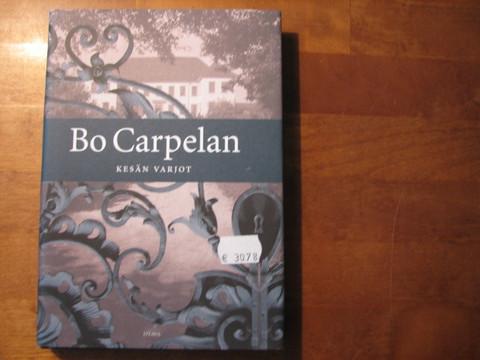 Kesän varjot, Bo Carpelan