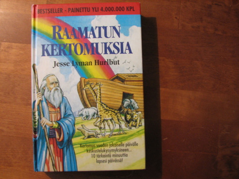 Raamatun kertomuksia, Jesse Lyman Hurlbut