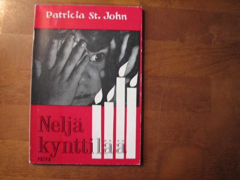 Neljä kynttilää, Patricia St. John