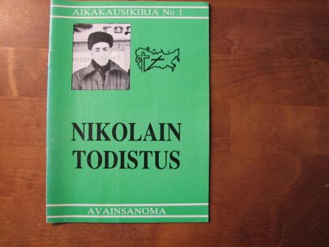 Nikolain todistus
