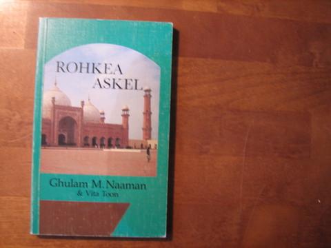 Rohkea askel, Ghulam M. Naaman, Vita Toon