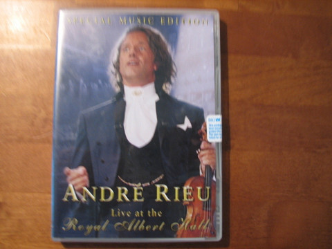 Live at the Royal Albert Hall, André Rieu