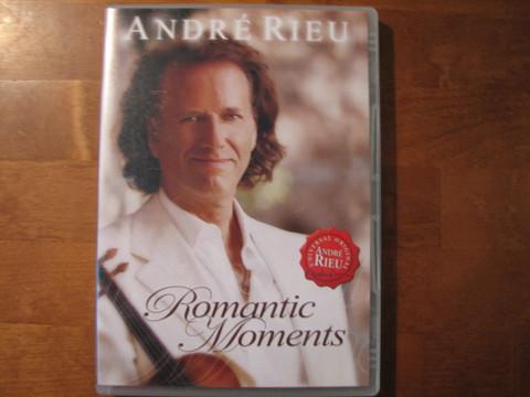 Romantic moments, André Rieu