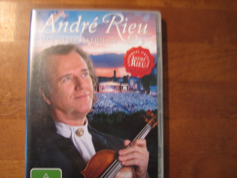 Live in Maastricht 3, André Rieu