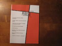Perusta-lehti, uskon ja ajattelu avuksi, 3 / 2006