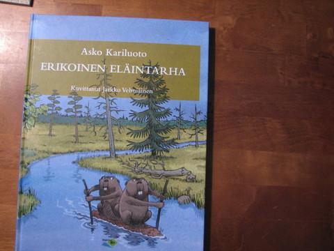 Erikoinen eläintarha, Asko Kariluoto, d2