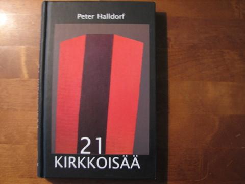 21 kirkkoisää, Peter Halldorf