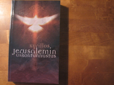 Jerusalemin uskontunnustus, Kirkkoisä Kyrillos