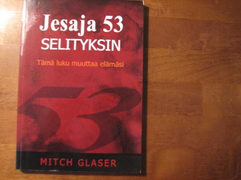 Jesaja 53 selityksin, Mitch Glaser, d2