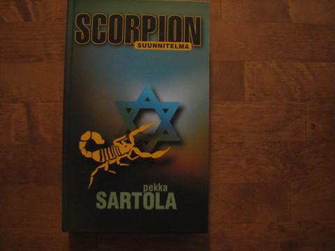 Scorpion-suunnitelma, Pekka Sartola